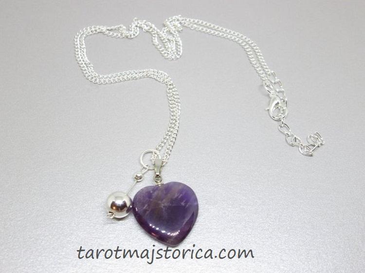 ametist, ogrlica ametist, kristali ametist, ametist kamen, ametist značenje, ametist prodaja, ametist upotreba svojstva, ametist nakit