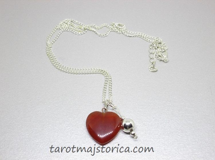 žad kamen, crveni žad, nakit poludrago kamenje, kristali nakit, kristali ogrlica, energetski nakit, kristali, žad