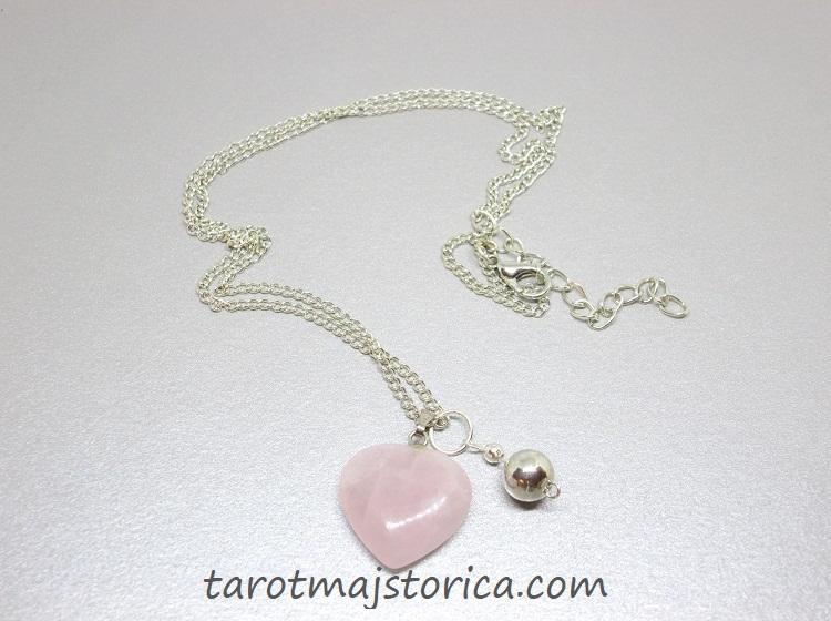 rozenkvarc, rozenkvarc nakit, kristali za ljubav, rozenkvarc prodaja, rozenkvarc značenje djelovanje svojstva upotreba