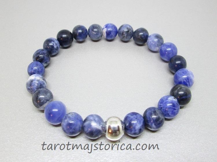 sodalit, sodalit kamen kristal, sodalit djelovanje upotreba značenje, sodalit nakit narukvica prodaja, kristali cijena, nakit prodaja